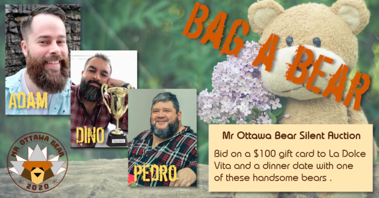 MOB2020 Bag a Bear