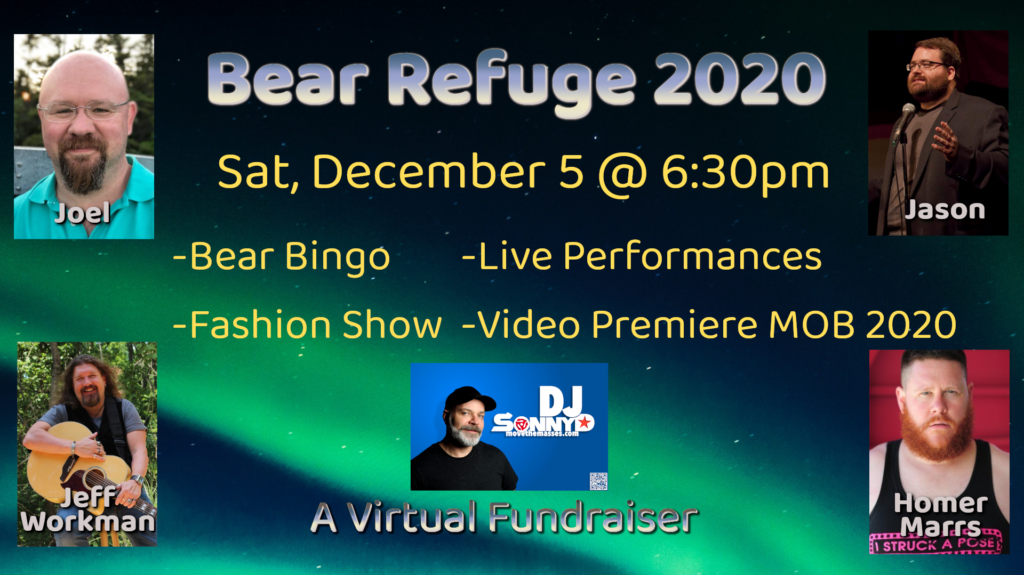 Bear Refuge 2020 Event