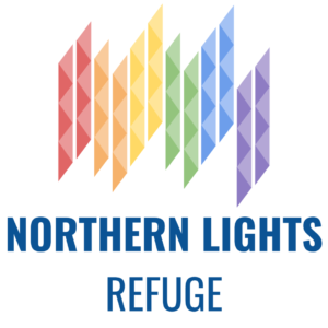 Northern Lights Refuge Logo